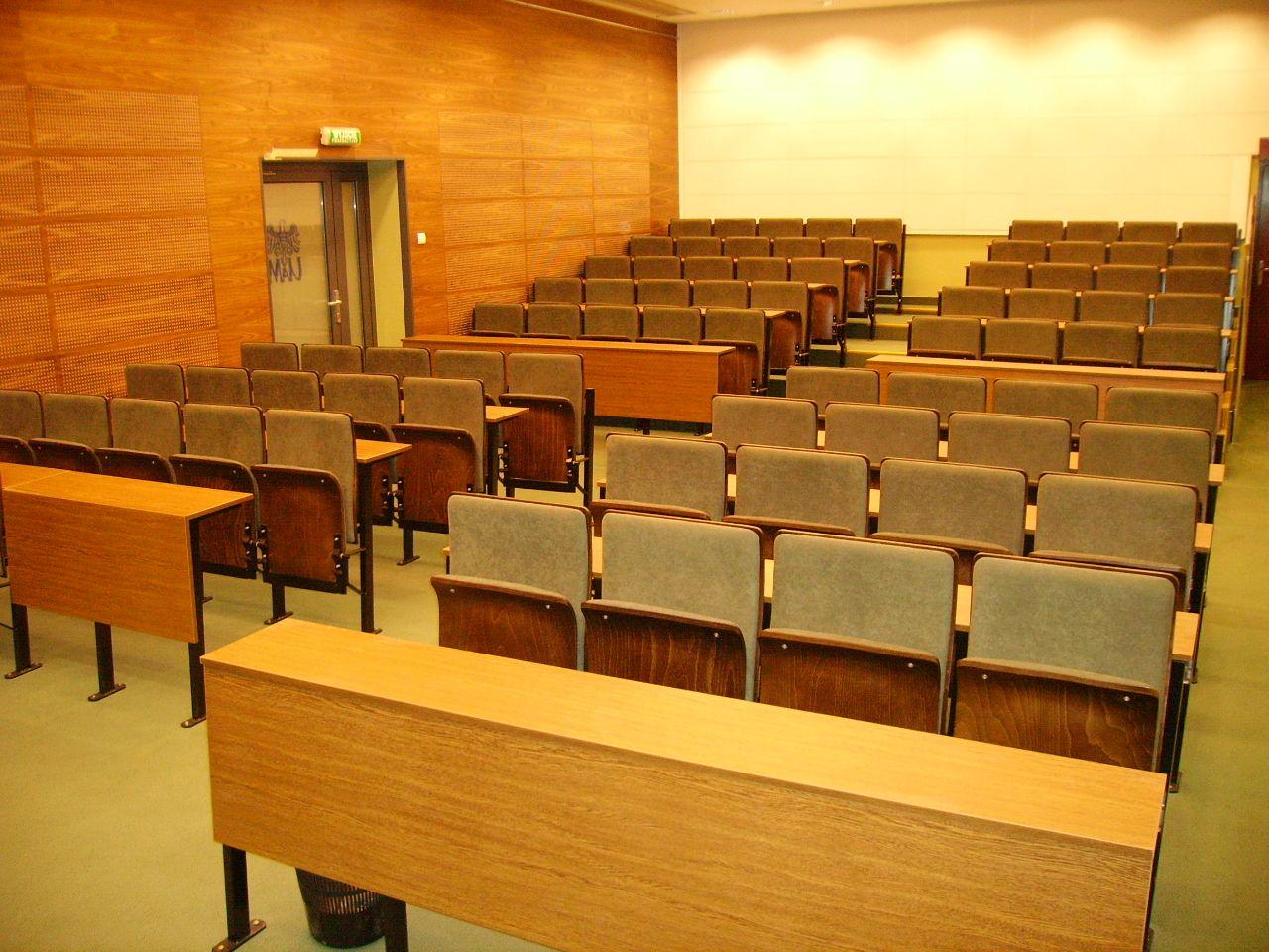 Sala Wydziału Geologii